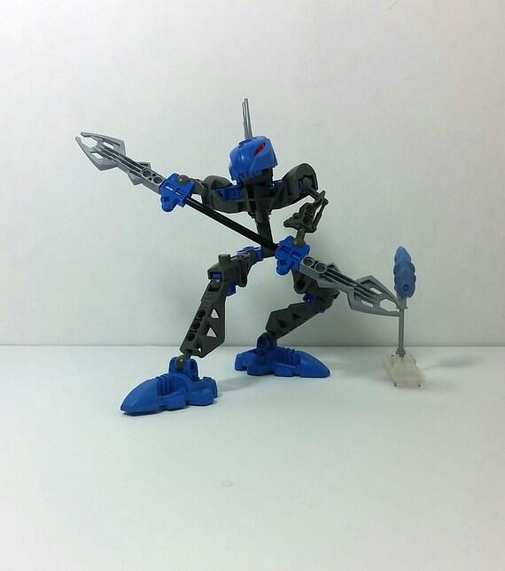 100/% Complete Figure Lego 8590 Bionicle Rahkshi GUURAHK