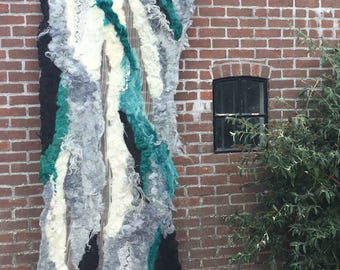 felted Wall Dress