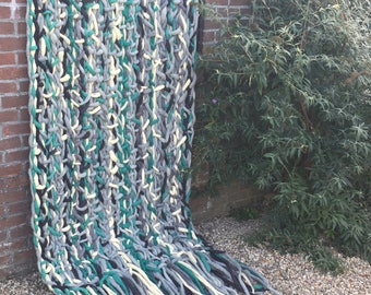 Woven felted Wall Dress