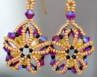 El Dorado - handmade earrings