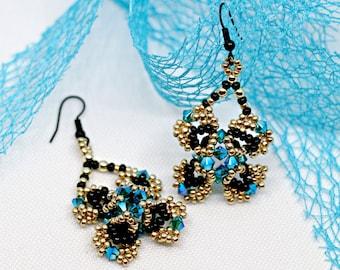 """Earrings """"Isadora"""""""