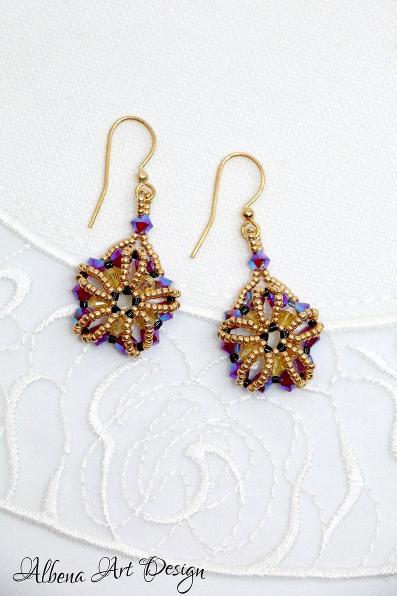 El Dorado-Handmade earrings image 0