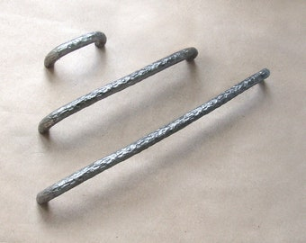 cabinet handles. Hand Forged Drawer Pulls Hammered Industrial Loft Handles Kitchen Cabinet  Hardware Steel Handle For Craft Supplies And Tools Wrought Pull