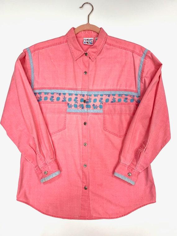 Pink Rodeo Shirt