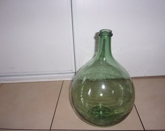 Demijohn glass 6 L