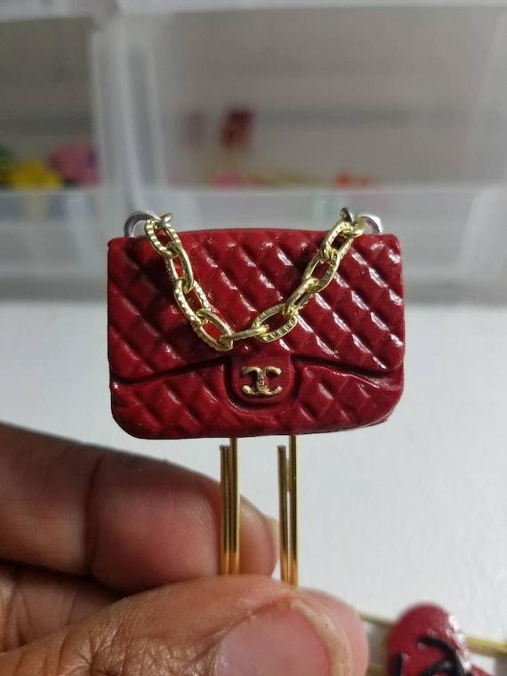 31ca3a1e78bf Designer Inspired Coco Chanel Bag   Etsy