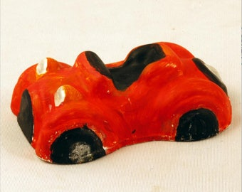 Vintage Car Plaster Mould//Mold//Moulds//Molds 2236