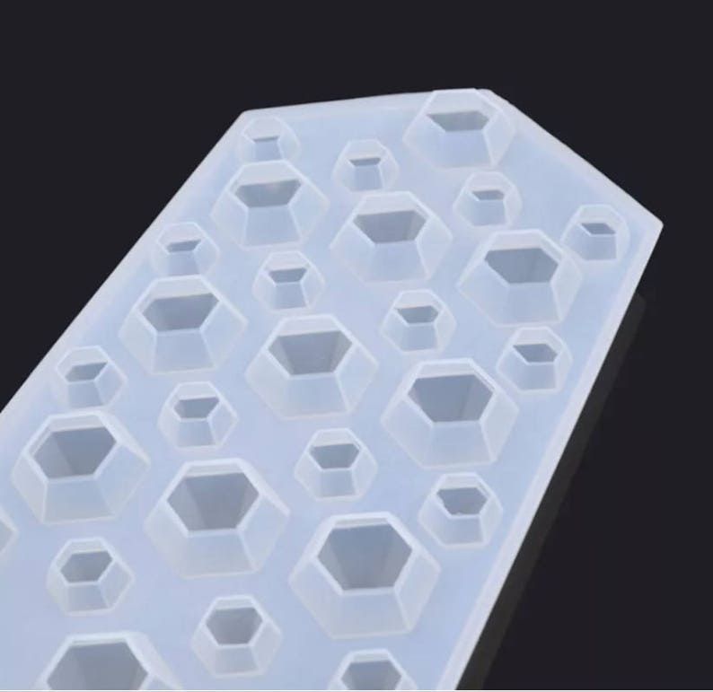 Silicone Pendent Diamond Mould
