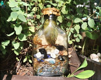Custom Spell Bottle