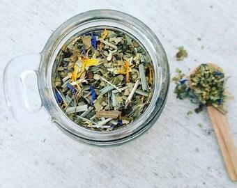 Herbal Energizing Tea, Organic Blend 1.75 oz.