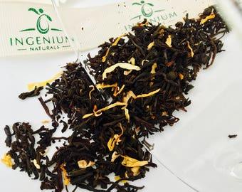 Black Ginger Tea, Premium Leaf Organic 1.75 oz.