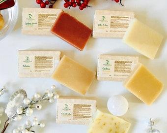 Soap Bar Oatmeal Castille Natural