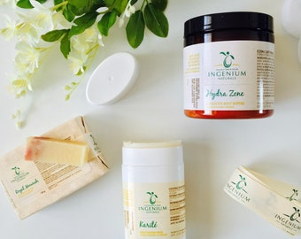 Body Butter Dry Skin - Unscented Hydra Zone