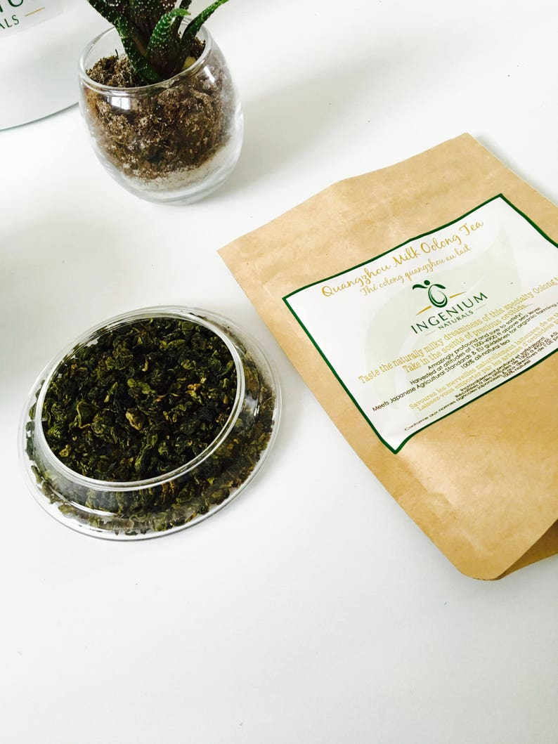 Natural Quangzhou Milk Oolong Tea 1.75 oz. image 0
