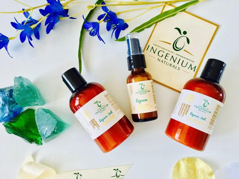 Antiaging Skincare//Rejuva Line Rejuvenating Natural image 0