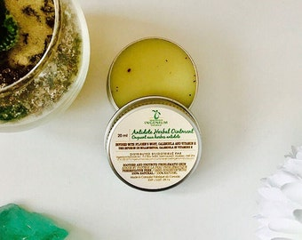 Herbal Ointment for Irritated Dry Skin, Antidote