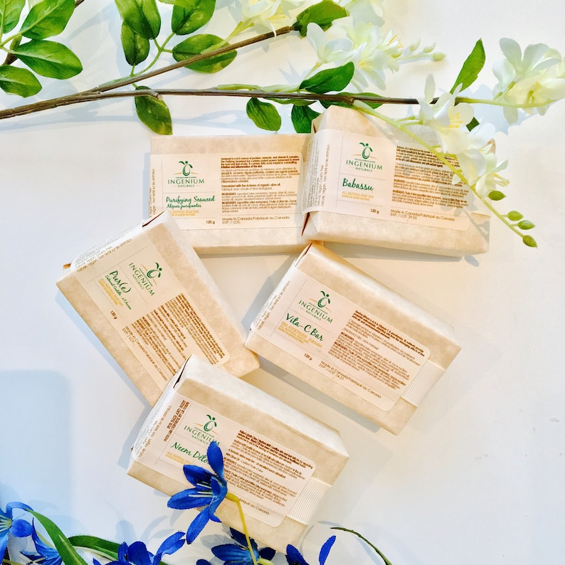 Natural Luxury Soap Essentials//Beauty Soaps//Vegan image 0