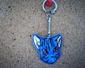 "Keychain ""Elementarya Cat"" - Miime"