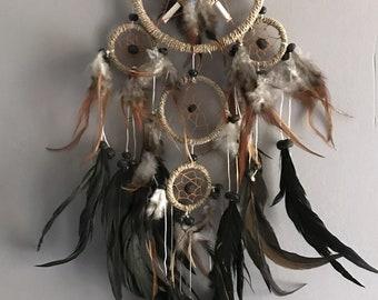 4971d1a21b Native American Dreamcatcher Authentic dream catcher boho decor boho Dreamcatcher  Authentic dream catcher