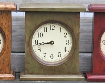 Small Wall Clocks Etsy