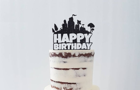 Design Your Own Birthday Cake Game