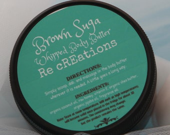 Organic Whipped Body Butter,  Body Butter Organic, dry skin relief, Raw Shea butter Body Butter, Natural Skincare Cream