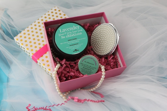 Relaxing Spa Gift Set Gifts For Women Her