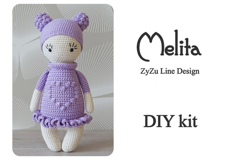 Tuva Amigurumi Crochet Kits | Scheepjes | 553x794