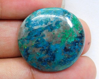 Loose Stone, Attractive Chrysocolla Gemstone Chrysocolla Jewelry Natural Chrysocolla cabochon Chrysocolla Multi Jewelry Making Stone