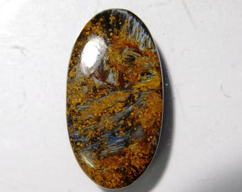 Amazing Quality Natural Pietersite Gemstone, Natural Pietersite Cabochon gemstone,Top Quality Pietersite loose gemstone 17 Cts.D-728