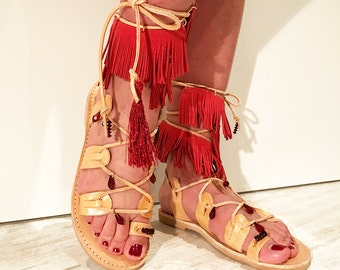 PAROS sandals