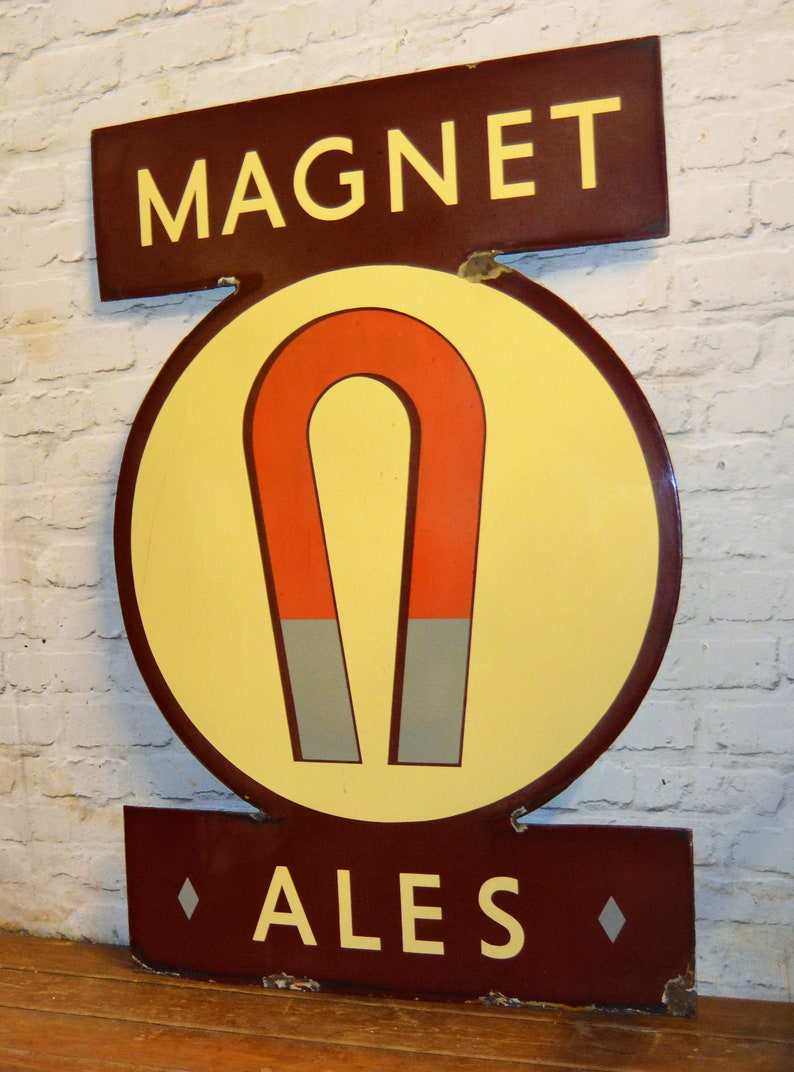 Garage retro metal sign vintage pub Man Cave Abri Cuisine 1