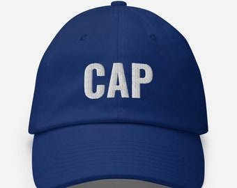Blue Cap Meme No Cap Meme - Blue Hat