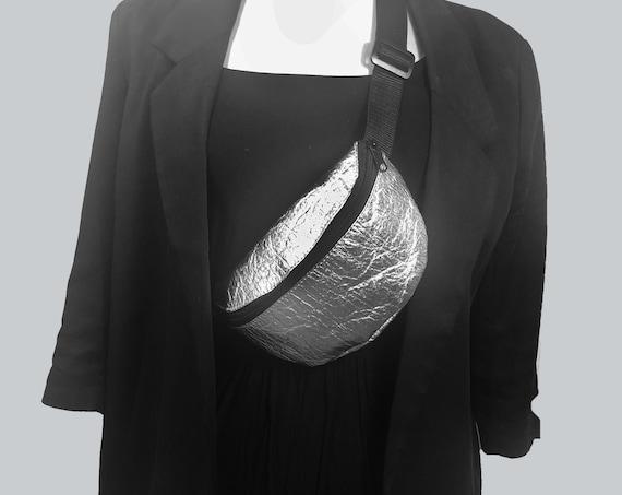 Crossover Bag Belt Bag SMALL PINATEX® #145