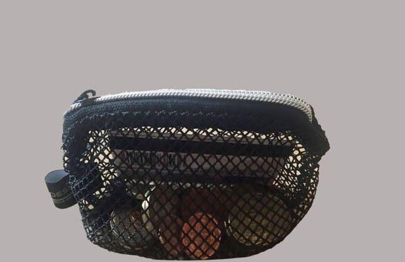 Small wallet ETUI black or white