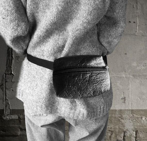 Belt bag belly bag HIP BAG made of Pinatex® minimalist design various colors gift unisex ∣BAG#148