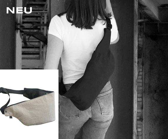 Handbag Belt bag Fanny Bag Hip BAG Body Bag Crossover bag made of Pinatex® different sizes and colors Unisex∣BAG#122