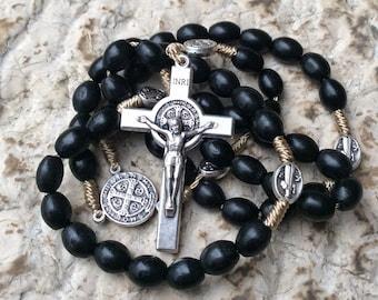 Mens Rosary Etsy