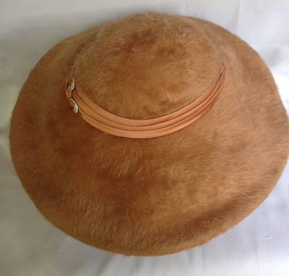 Adele Claire Wide Brimmed Hat - image 1
