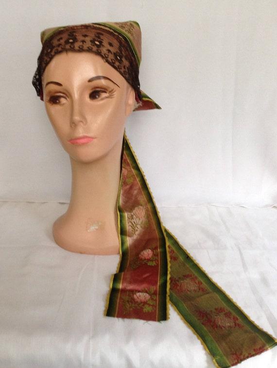 Antique Bonnet