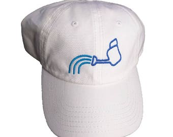Watering Can Embroidered Dad Hat/Cap With Adjustable Buckle