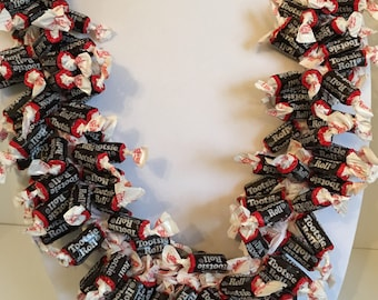 Tootsie Roll Candy Lei