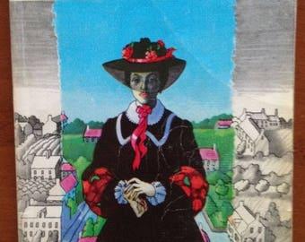 Classic literature Russian book Gyustav Flober Madame Bovary Novel Russian language 1981