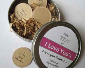Gifts under 10, Romantic Gift for Him Ready to Ship, For Her, For Husband, For Girlfriend, for Woman, Valentine gift under 10, for Wife, 1B
