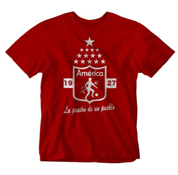 Camiseta camiseta De Colombia América de Cali La pasion de un pueblo