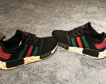 Adidas NMD x Gucci Custom Shoes 3335950a8