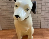 His Masters Voice Large Store Display Nipper Dog Victor Rca Jack Russell