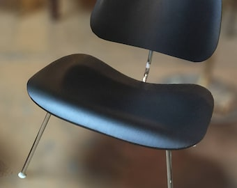 Herman Miller Black Wood Chair