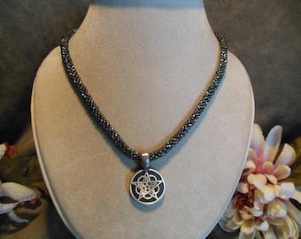 Celtic Star Necklace