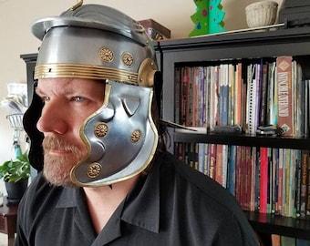 Roman Helmet imperial Gallic.